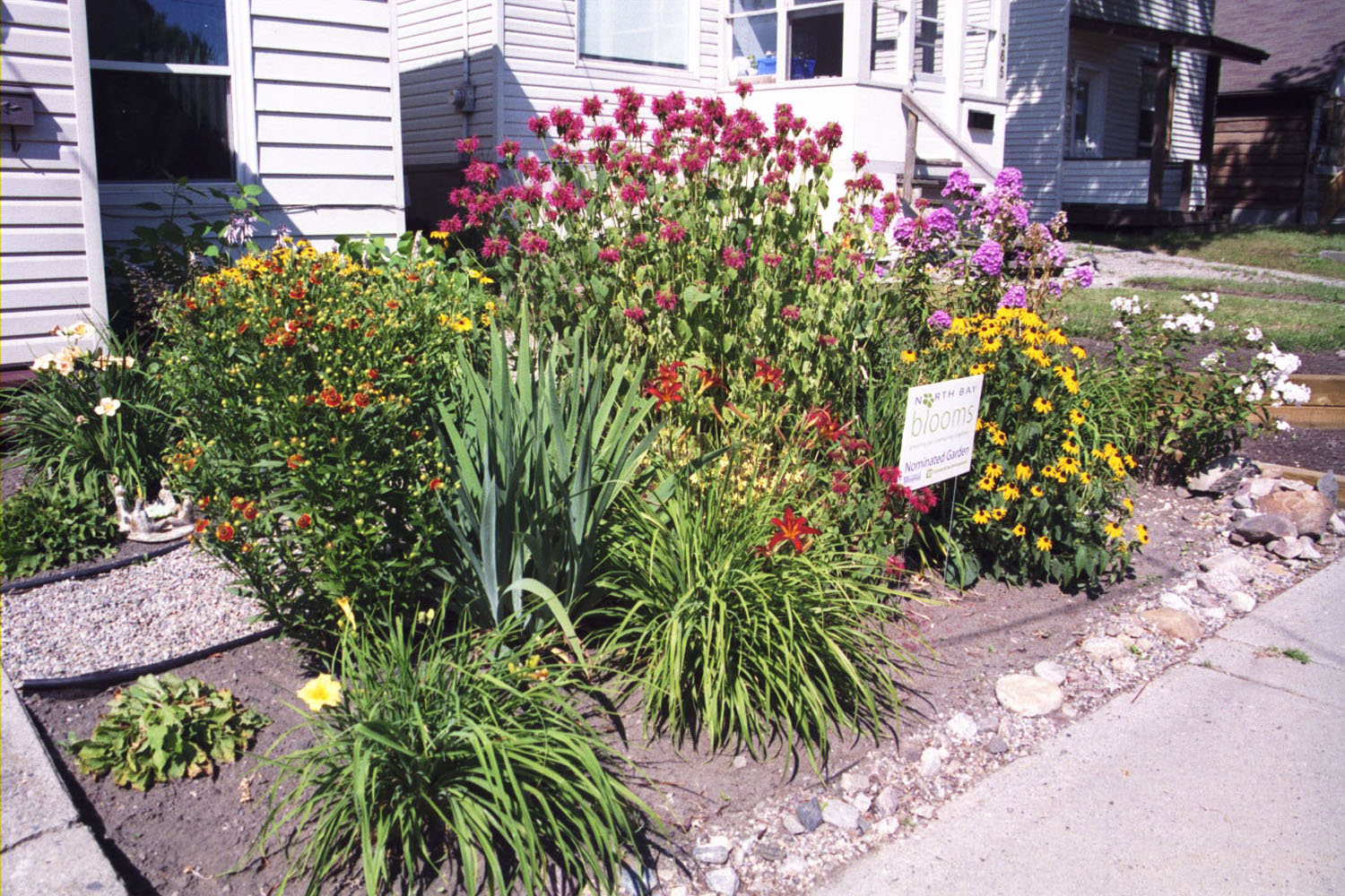 Residential Garden Nominated Gardens in Bloom